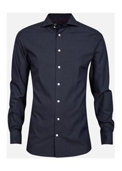 Austin premium koszula slim fit Cubus szary  - kod rabatowy