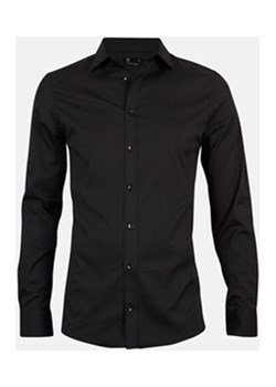 Dan koszula slim fit czarny Cubus  - kod rabatowy