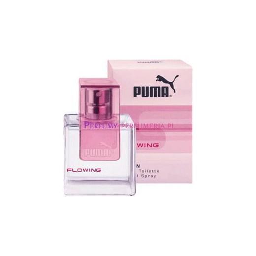 perfumy damskie puma flowing cena