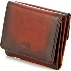 9768945af4534 Brązowe portfele damskie skorzana.com