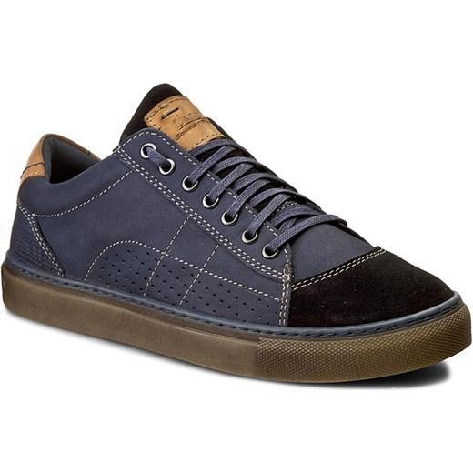 1e428f9c8c3a6 Sneakersy LASOCKI FOR MEN - MB-16214 Granatowy Lasocki For Men 44 eobuwie.pl