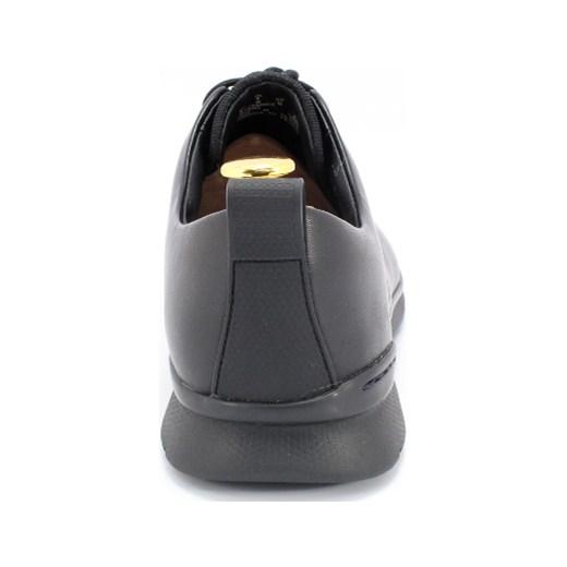 678d91b949f99 ... CLARKS 26119905 CZARNE - Markowe, wygodne buty ze skóry, styl CASUAL  Clarks szary 42 ...