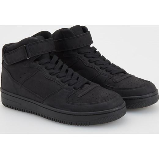 c2a2d9a163b273 Reserved - Sportowe buty za kostkę Czarny męska w Domodi