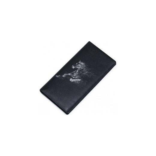 e216168c7fe5f SAMMONS Długi unikatowy portfel męski Czarny Nucelle Nucelle.pl w Domodi
