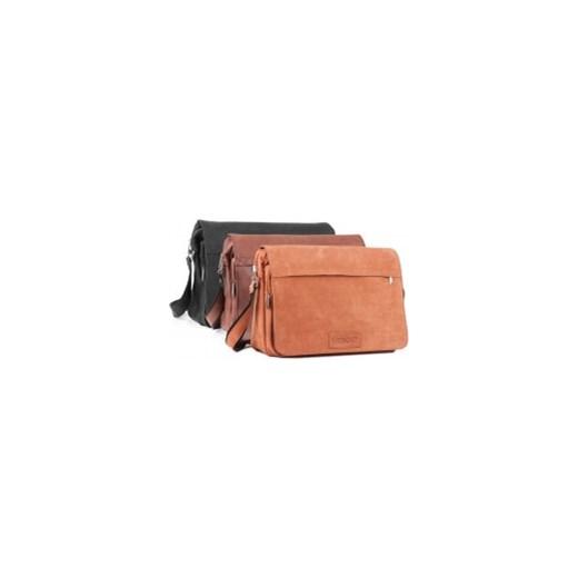 96c95e8b457d2 BIG torba skóra Crazy Horse RCH4 vooc-pl pomaranczowy damskie w Domodi
