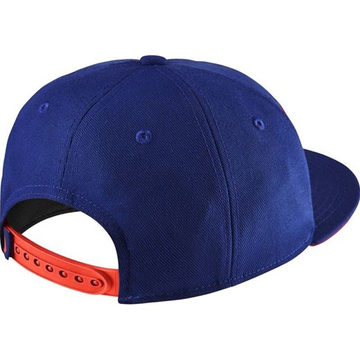 Czapka z daszkiem Nike Sportswear Ultra True Junior 739428 457 granatowy MoloSport.pl