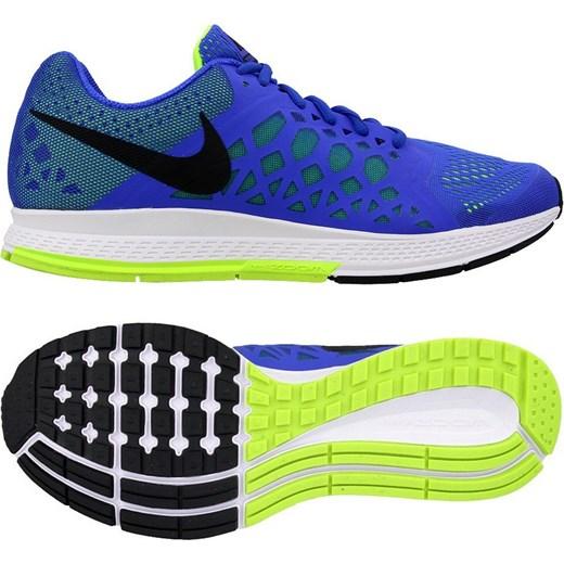 c352ec08 Buty Nike Air Zoom Pegasus 31 654924 400 niebieski MoloSport.pl w Domodi