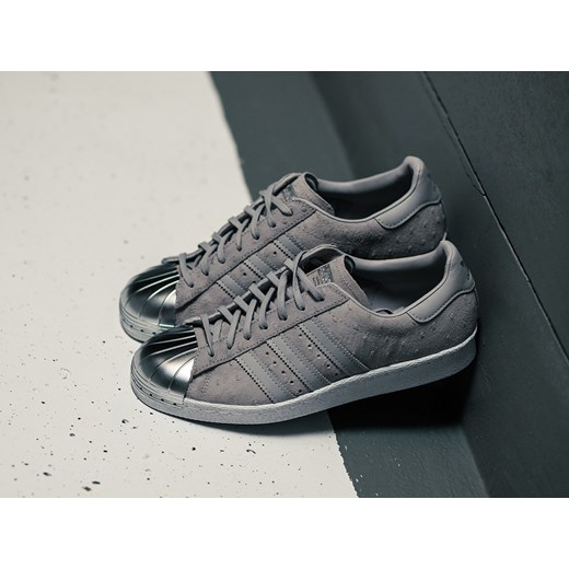 Buty damskie sneakersy adidas Originals Superstar 80s Metal Toe S76711 sneakerstudio.pl