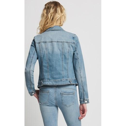Kurtka jeansowa Orsay niebieski