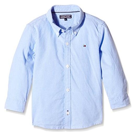 1853ccc323e48 Koszula Tommy Hilfiger SOLID OXFORD SHIRT L S dla chłopców