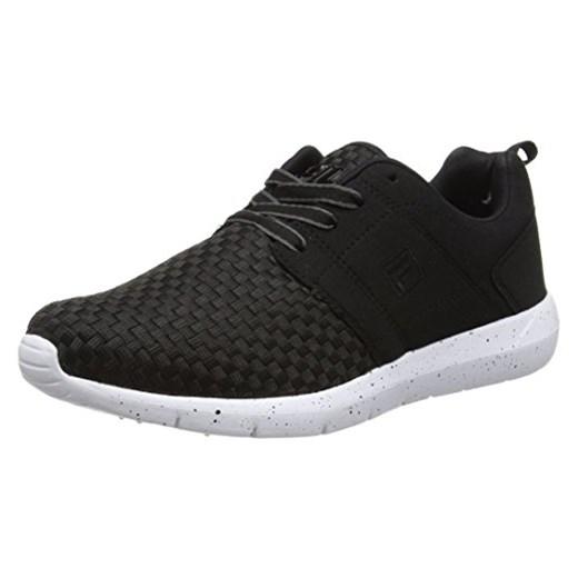 Buty sportowe Fila dla kobiet, kolor: czarny, rozmiar: 36 czarny Amazon
