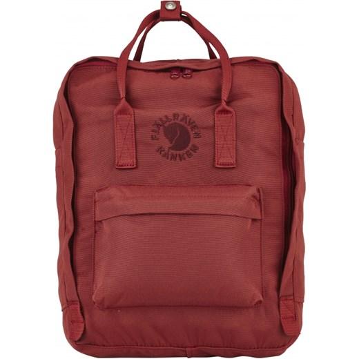 moda designerska gładki ponadczasowy design Fjällräven Re-Kanken Plecak czerwony Plecaki codzienne Internetstores