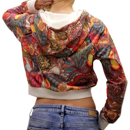 Bluza adidas Fugiprabali Crop Hoodie Originals SquareShop
