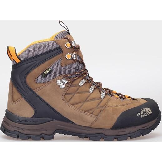 dobra jakość sklep internetowy kod promocyjny Buty trekkingowe The North Face Verbera Hiker II GTX - cub brown/zinnia  orange brazowy 8a.pl