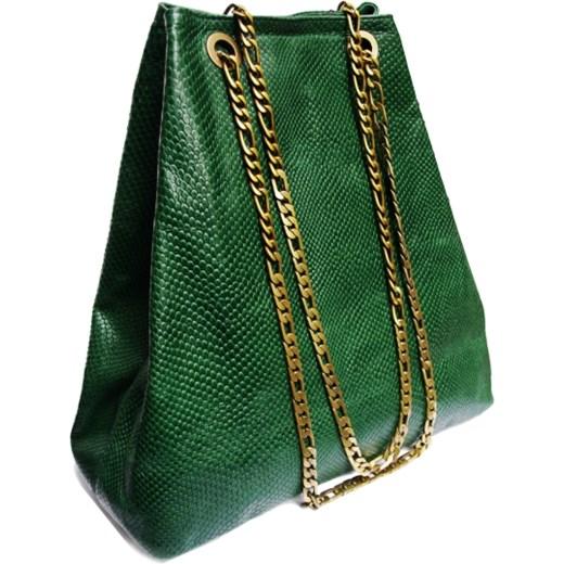37959ade2c406 Per Bag Zieleń łańcuchy Zielony Etui Bags Com W Domodi
