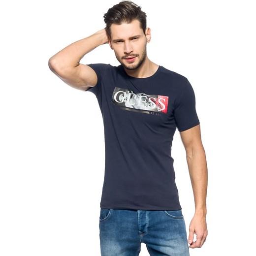 c2c23c74810d8 T-shirt męski Guess w Domodi