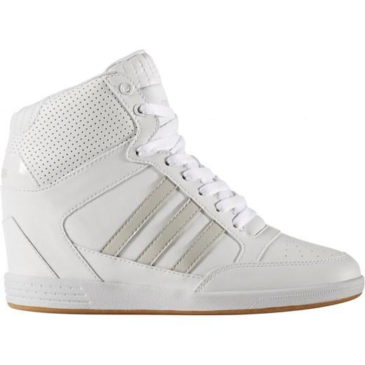 Sneakersy Adidas Super Wedge W AQ1541 (AD590 b) szary ButSklep.pl
