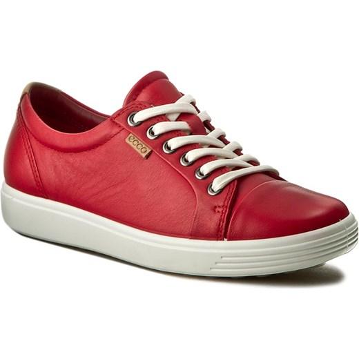 ecco soft 7 czerwone