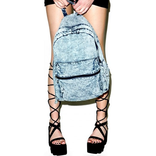 d899d07ed981b ... Plecak marmurkowy jeans Black Sheep STONE2 Black Sheep One Size  Brytyjka.pl