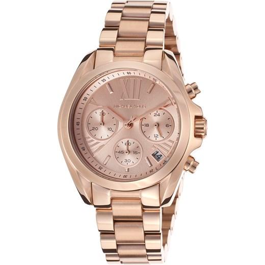 5116e2a265015 Zegarek Michael Kors MK5799 bezowy Michael Kors Tik Tak 24 ...