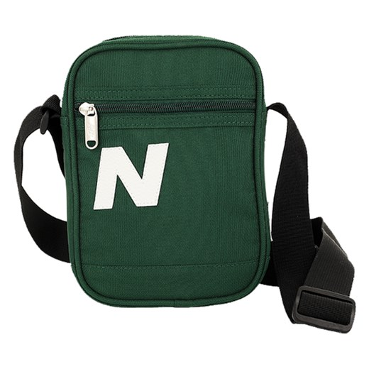 3df1f3da06a7a NEW BALANCE Stylowa torebka New Balance zielony L. sporto