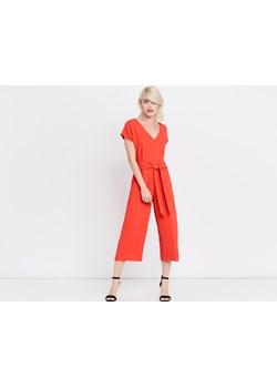 V NECK WIDE LEG JUMPSUIT  Oasis pomaranczowy  - kod rabatowy
