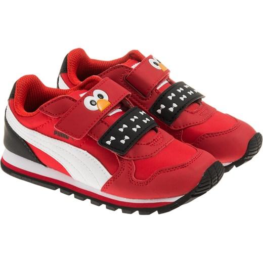 a1d5a2696 Puma, Obuwie sportowe dziecięce, Sesame Str ST Runner Elmo HOC V Inf  czerwony Puma