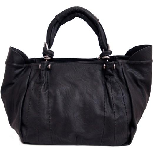 dcba4d4a1b0c2 Emma 4-11-07 Black Vera Bags czarny Duże torebki verabags ...