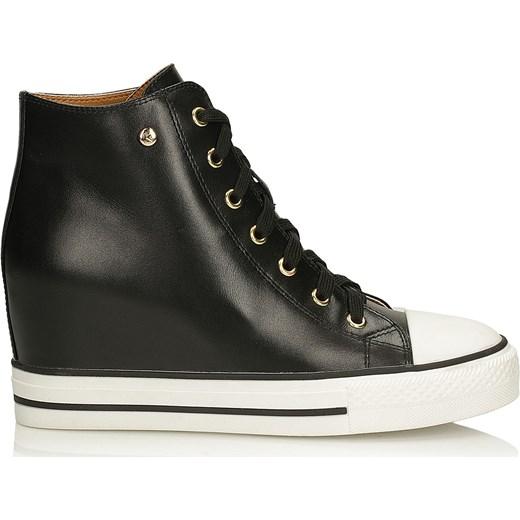 718170f43910f6 Czarne buty sportowe Kazar szary kazar.com w Domodi