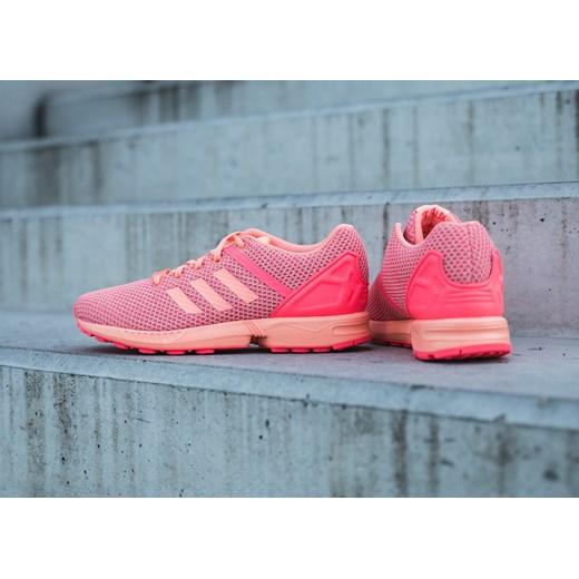 Buty damskie sneakersy adidas Originals ZX Flux Split AQ6292 niebieski sneakerstudio.pl