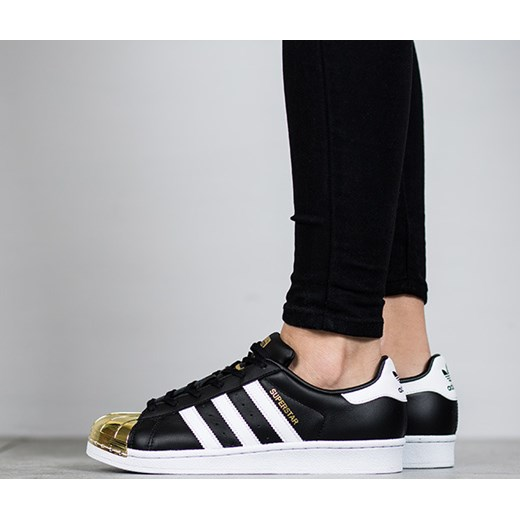 2bc424d3 Buty damskie sneakersy adidas Originals Superstar Metal Toe BB5115  sneakerstudio.pl w Domodi