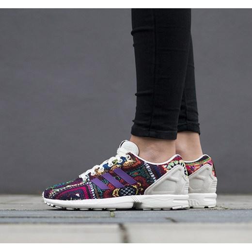 d19859fce Buty damskie sneakersy adidas Originals ZX Flux x The Farm Company S76593  Adidas Originals 41 1 ...