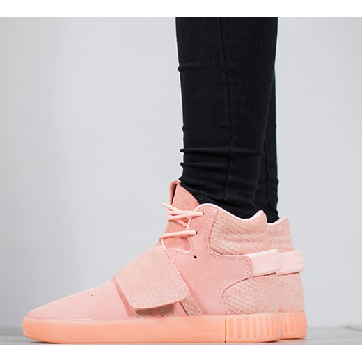 new product 321ca 06941 Buty damskie sneakersy adidas Originals Tubular Invader Strap BB0390  sneakerstudio.pl