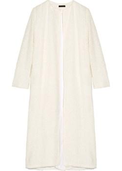 Pamie linen-blend bouclé coat   NET-A-PORTER - kod rabatowy