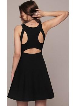 Sukienka Fancy Cutout Czarna S czarny  Misstrouble.pl - kod rabatowy