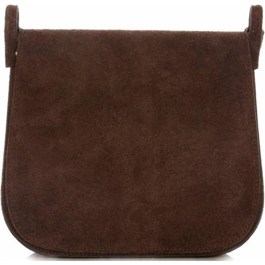 f8ed66b2 ... Torebki Listonoszki Skórzane Firmy Genuine Leather Czekoladowa (kolory)  Genuine Leather PaniTorbalska ...