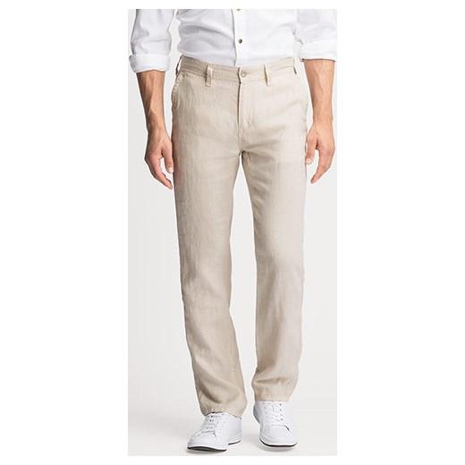 86a7e1d7b2b26 Mężczyźni, Spodnie lniane Angelo Litrico szary 38/30 C&A ...