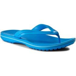 deed98e2 Niebieskie klapki męskie crocs, lato 2019 w Domodi