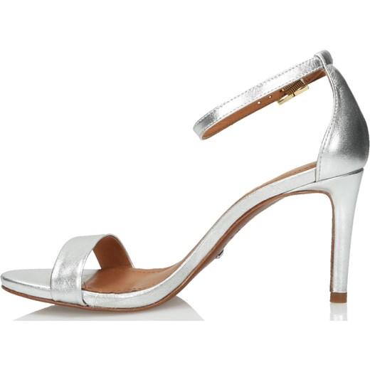 59cd17f2ea563 ... Srebrne sandały 3i 41 ...
