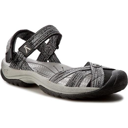 Sandały KEEN - Bali Strap 1016806 Neutral Gray/Black eobuwie.pl Buty Damskie LI szary Sandały damskie HVXO