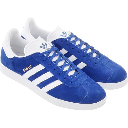 adidas gazelle męskie niebieskie