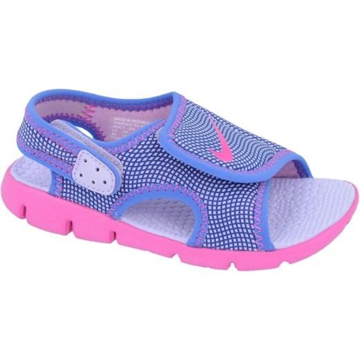 bb4b6c05320 Sandały Nike Sunray Adjust 4 TD - 386521-504 fioletowy UrbanGames w ...