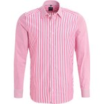 Olymp Level 5 SLIM FIT Koszula fuchsia