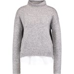 New Look Sweter mid grey
