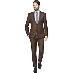 6dd60993ca496 Garnitury męskie - trendy na ślub 2017 - Trendy w modzie w Domodi