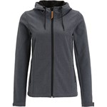 Twintip Performance Kurtka Softshell grey melange