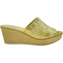 61d6fbaa08b8c Brązowe buty damskie eo edeo, wiosna 2019 w Domodi