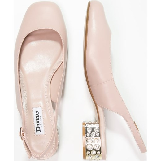 Dune London CAMEOO Czółenka blush DUNE LONDON 40 Zalando