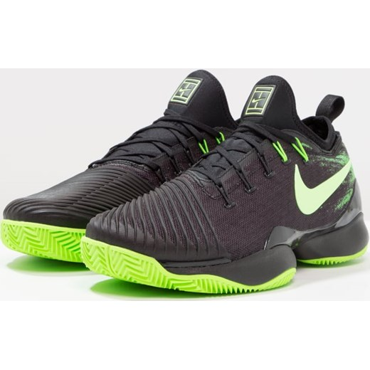 save off 94707 9d9f7 ... Nike Performance AIR ZOOM ULTRA REACT CLAY RG Obuwie do tenisa Outdoor  black ghost green ...