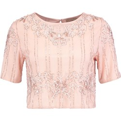 Crop top Lace & Beads - Zalando